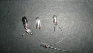 лампы переключателей e34