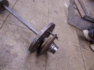молоток снятие ступицы bmw e39