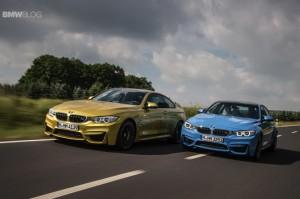 нового F80 BMW M3 и M4 F82 купе
