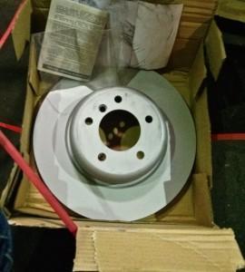 новые диски в коробке z4