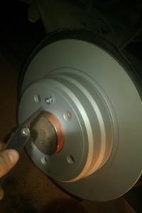 новый диск bmw e34