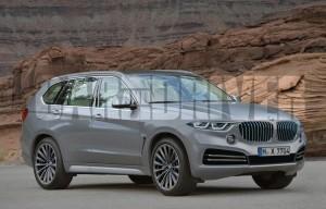 новый BMW X7 выйдет на рынок