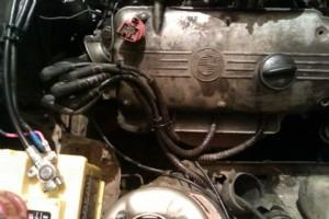 проводка мотора e30
