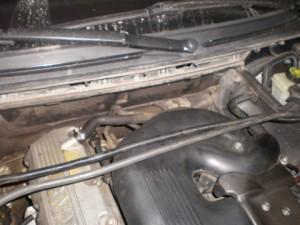 салоный фильтр BMW E46