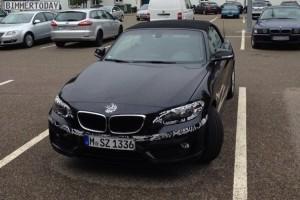 фото F23 BMW 2 серии Convertible