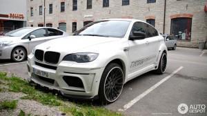 BMW Hamann Tycoon Evo M бампер
