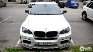 BMW Hamann Tycoon Evo M спереди