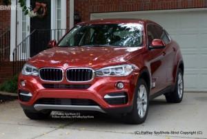 BMW X6(F16) 2016 владелец