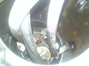 крышка насоса топлива bmw e32