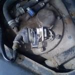 Как снять бензонасос на BMW E32(750i), инструкция и фото