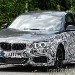 Была сфотографирована новая BMW M2