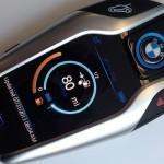 Первые официальные фотографии брелка к BMW i8