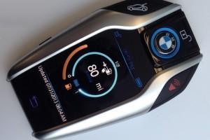 фотографии брелка к BMW i8