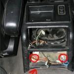 Как заменить радиатор печки на BMW Е32(фото + инструкция)