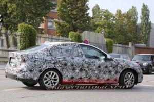 Новый BMW 1 серии фото