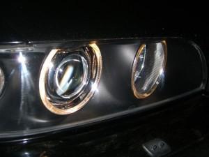 би-ксенона на BMW E39