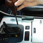 Замена деревянных элементов на BMW E38