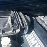 Как заменить прокладку крышки двигателя M52 на BMW E39