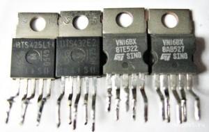ключи дальнего света BMW E39