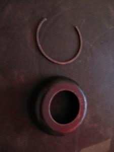 кольца личинки зажигания e39
