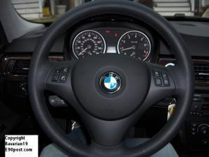 руль 325i Sport BMW