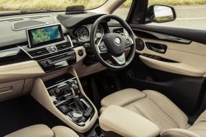 руль BMW 2 серии Active Tourer