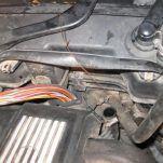 Инструкция по ремонту дополнительного насоса печки на BMW E38