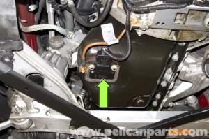 состояния масла на BMW E90 дачтик