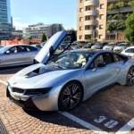 Подборка видео и тест драйвов на русском нового BMW i8