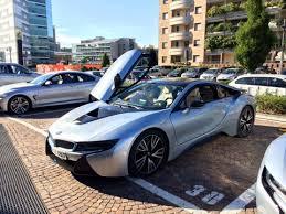 тест драйвов на русском нового BMW i8