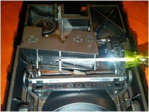 установка диодов в держатель стаканов bmw e90
