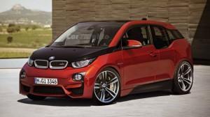 фото BMW i3M