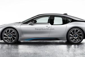 четырех дверной BMW i8