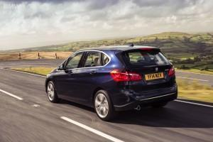 BMW 2 серии Active Tourer англия
