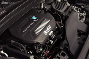 BMW 2 серии Active Tourer двигатель