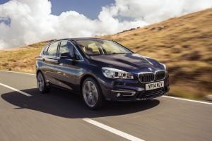 BMW 2 серии Active Tourer фото