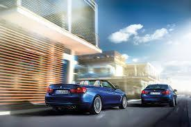 BMW ALPINA D4 Convertible цены
