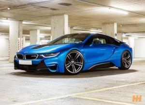 BMW i8 M