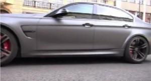 Новый F80 BMW M3