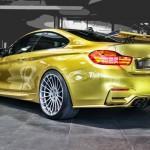 Hamann доработали новый F82 BMW M4(фото галерея)