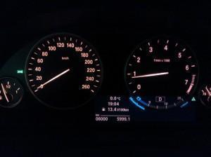 поменять время на BMW X3