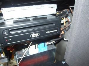 привод навигации BMW E39, E38, X5, E46