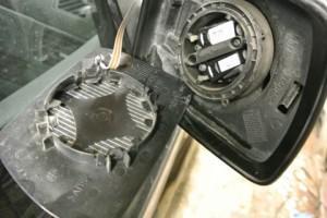 разобрать зеркала на BMW X3