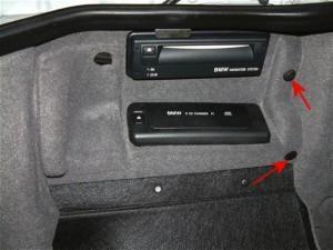 ремонт навигации на BMW E39