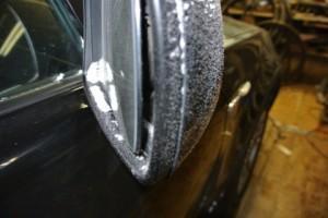 снять зеркало заднего вида BMW X3