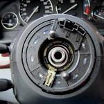 Подробная инструкция по установки руля с подогревом на BMW E39