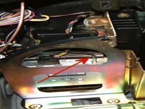 BMW E39, E38, X5, E46 модуль навигации
