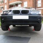 Как поменять/снять клапан задержки сцепления на BMW E46
