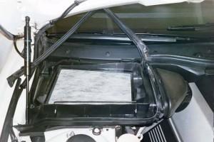 уплотнитель резиновый BMW 540iA