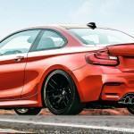 BMW M2 дебютирует на авто салоне во Франкфурте 2015 года